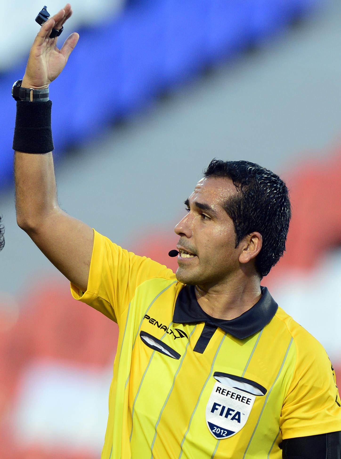 Raul Orosco sorgte für eine kuriose Entscheidung in der bolivianischen Liga.