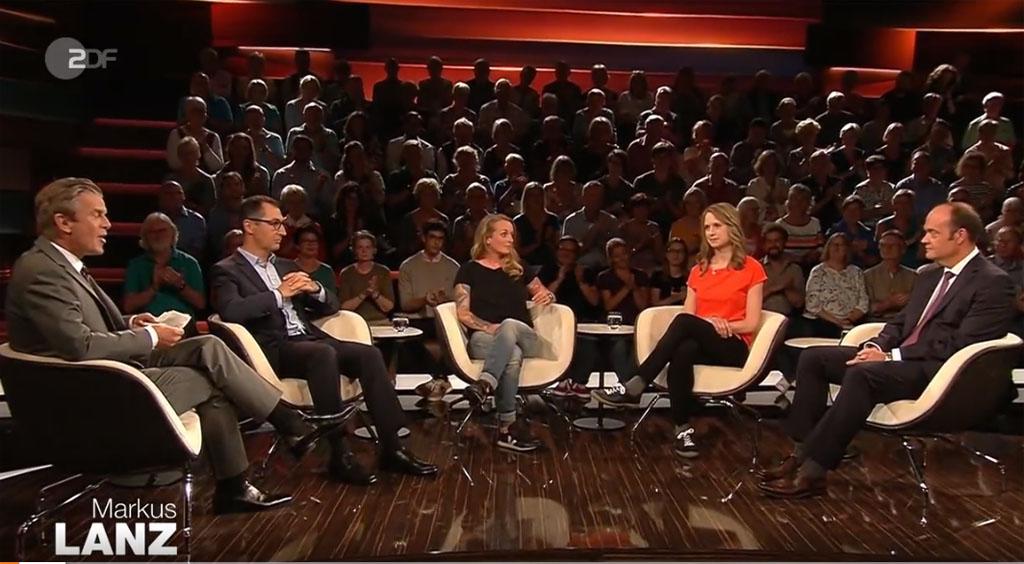 TV-Kritik zu Markus Lanz: Geht ein Riss durch die Gesellschaft?