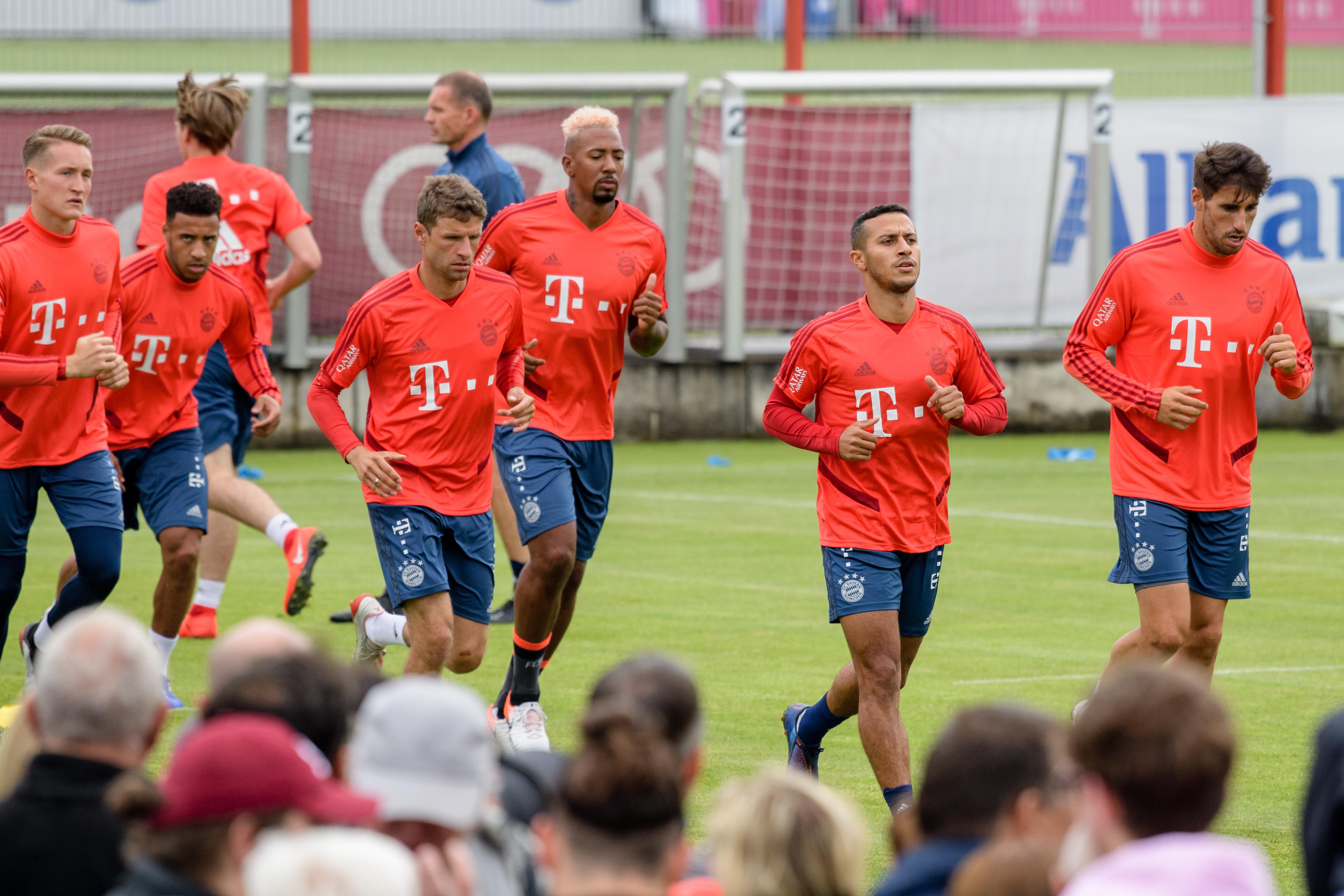 Hat der FC Bayern im Mittelfeld eine Schwachstelle?