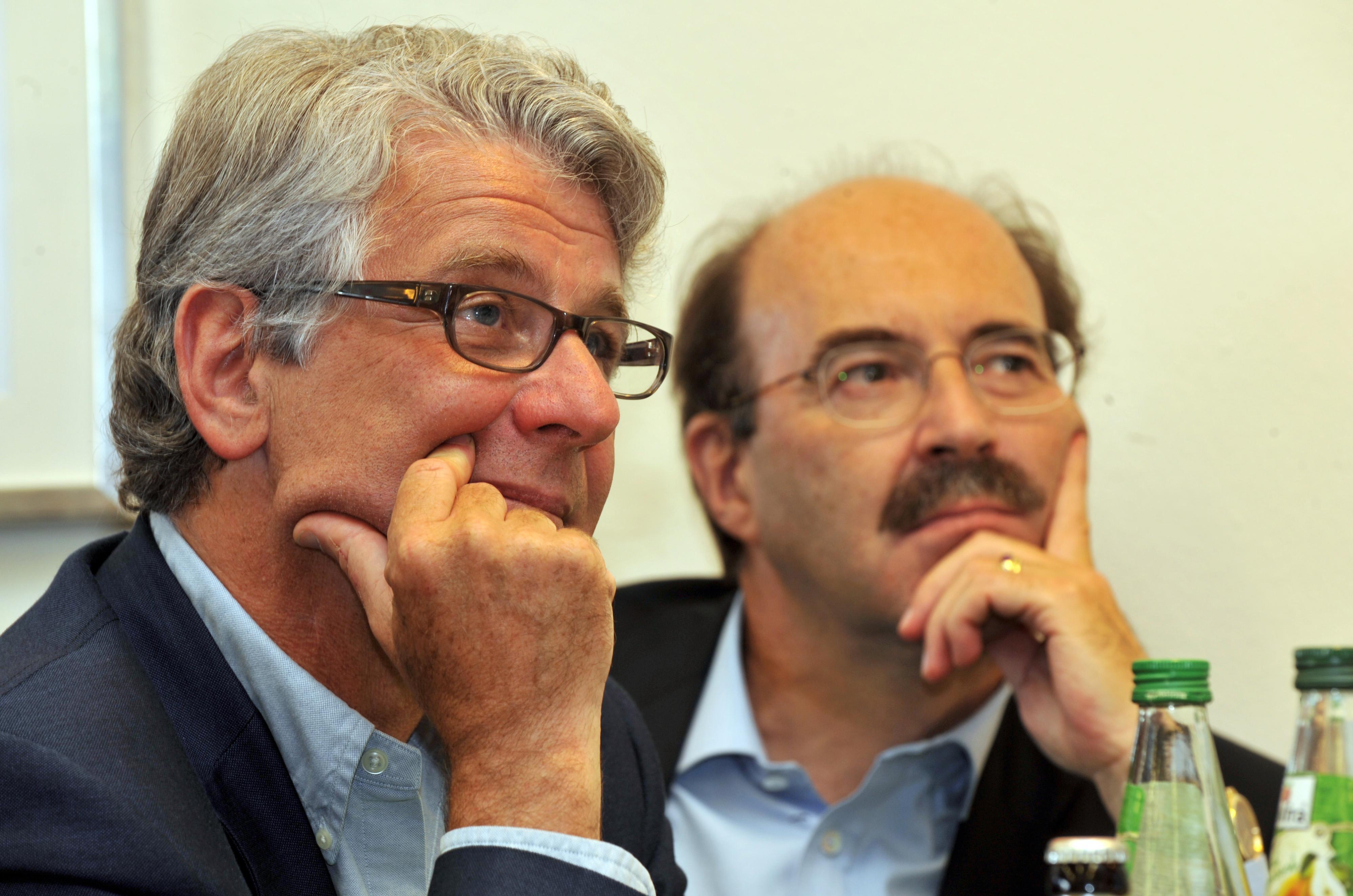 Fritz von Thurn und Taxis gibt Kommentatoren-Comeback