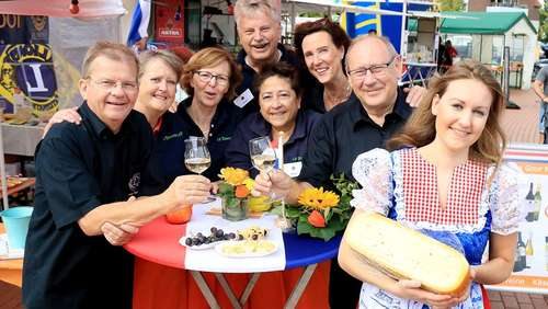 Weinfest in Weyhe