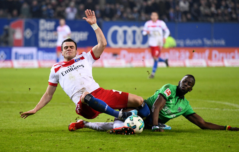 Der Hamburger SV trifft in der Zweiten Liga auf Hannover 96.