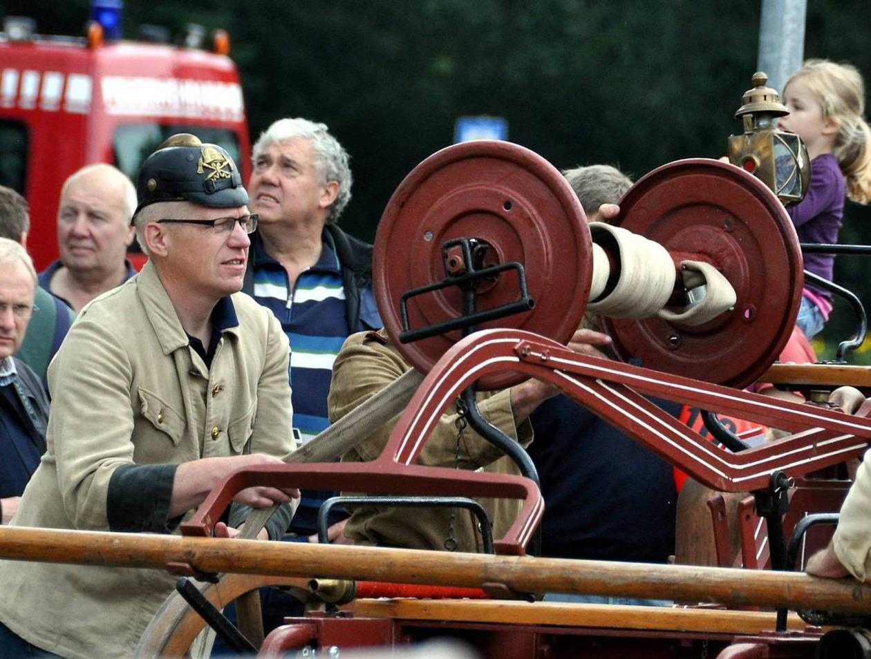 Feuerwehr-Oldtimertreffen   Verden