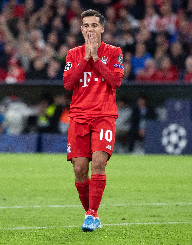 Philippe Coutinho stand gegen Belgrad in der Startelf.