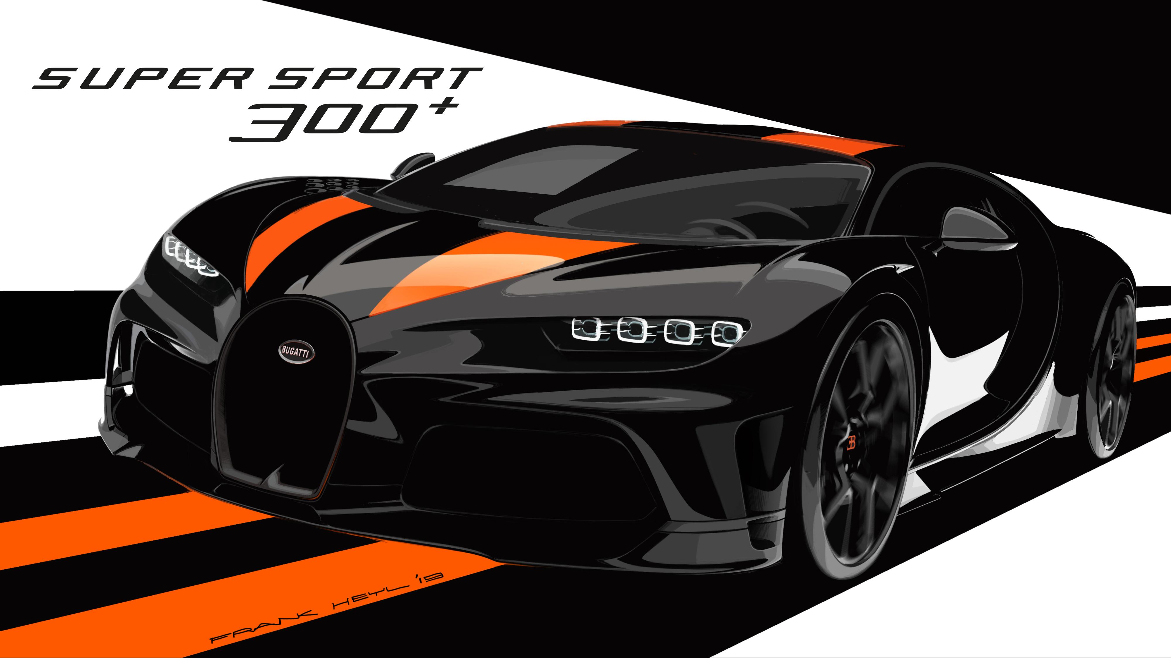 Der Bugatti Chiron bekam eine