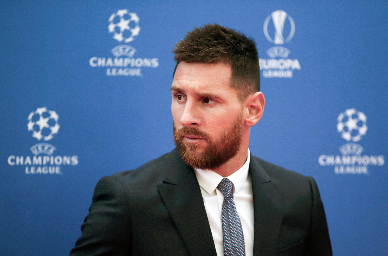 Lionel Messi wurde von der FIFA als Welt-Fußballer geehrt.