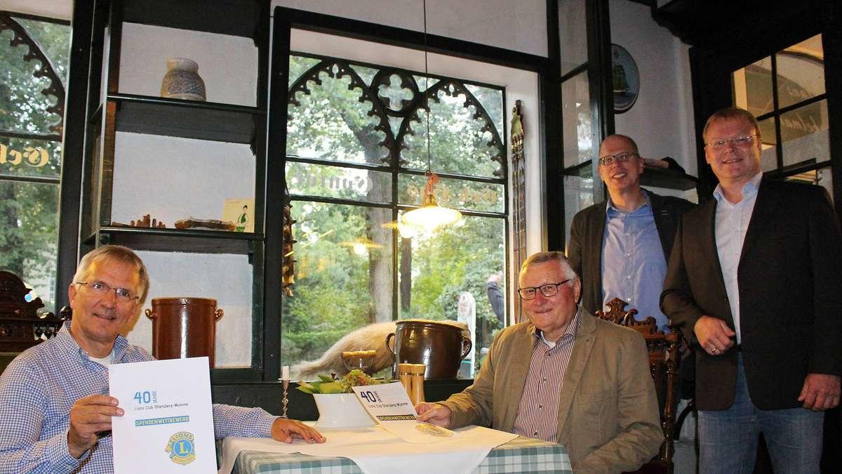 Lions-Club Ottersberg/ Wümme lobt je 1.000 Euro für Projekte der Kinder- und Jugendarbeit aus - kreiszeitung.de