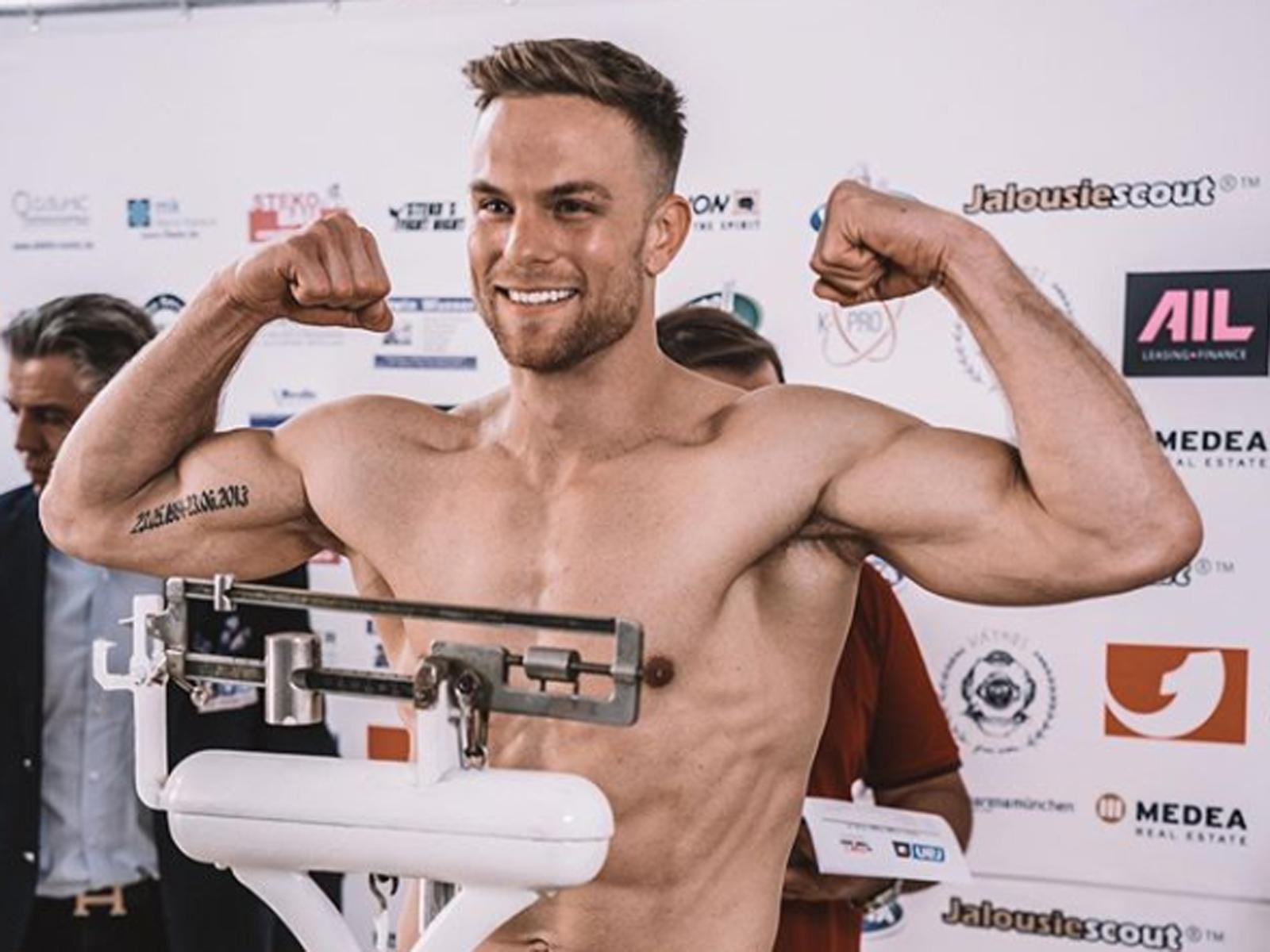 Kickbox-Weltmeister Sebastian Preuss ist der neue Bachelor 2020.