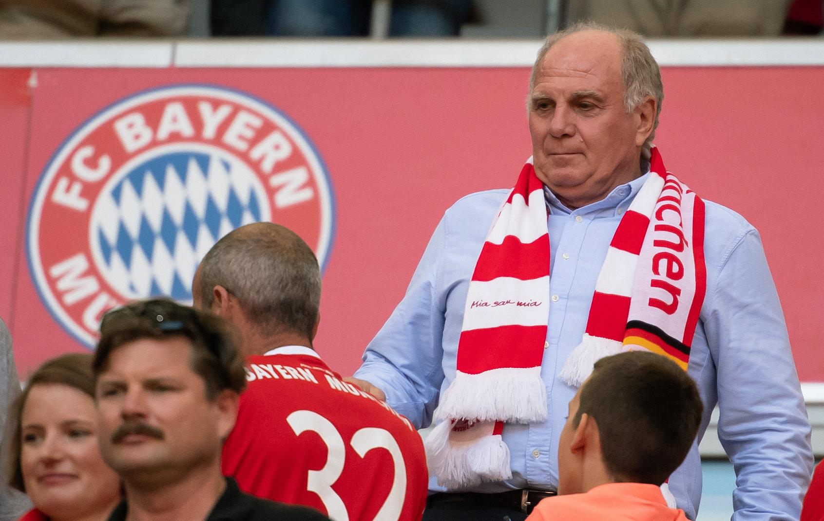 Gemeiner Seitenhieb Gegen Uli Hoeneß Könnte Der Fußball