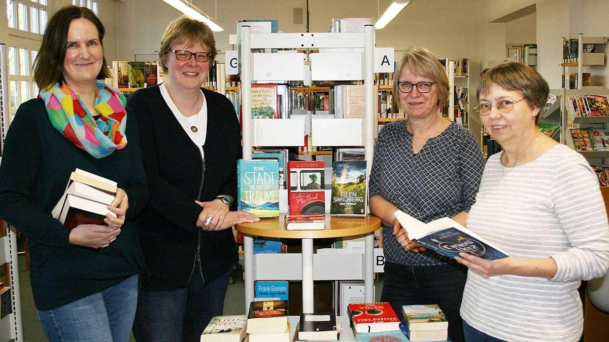 Bücherei in Bedrängnis - Einrichtung fehlt Geld für Neuheiten - kreiszeitung.de