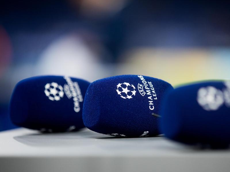 Das Champions-League-Finale 2022 wird wieder im Free-TV zu sehen sein. Foto: Rolf Vennenbernd/dpa