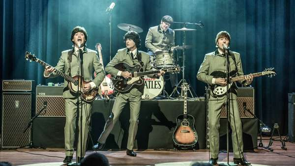 """The Cavern Beatles"" geben im Sommer in Sulingen ein Open-Air-Konzert"