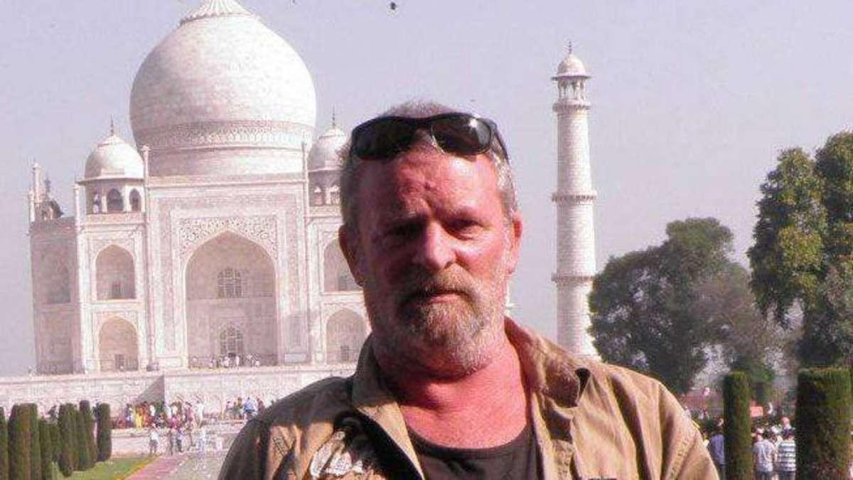 Künstler Edwin Partoll reist für sein aktuelles Projekt nach Indien | Barnstorf - kreiszeitung.de