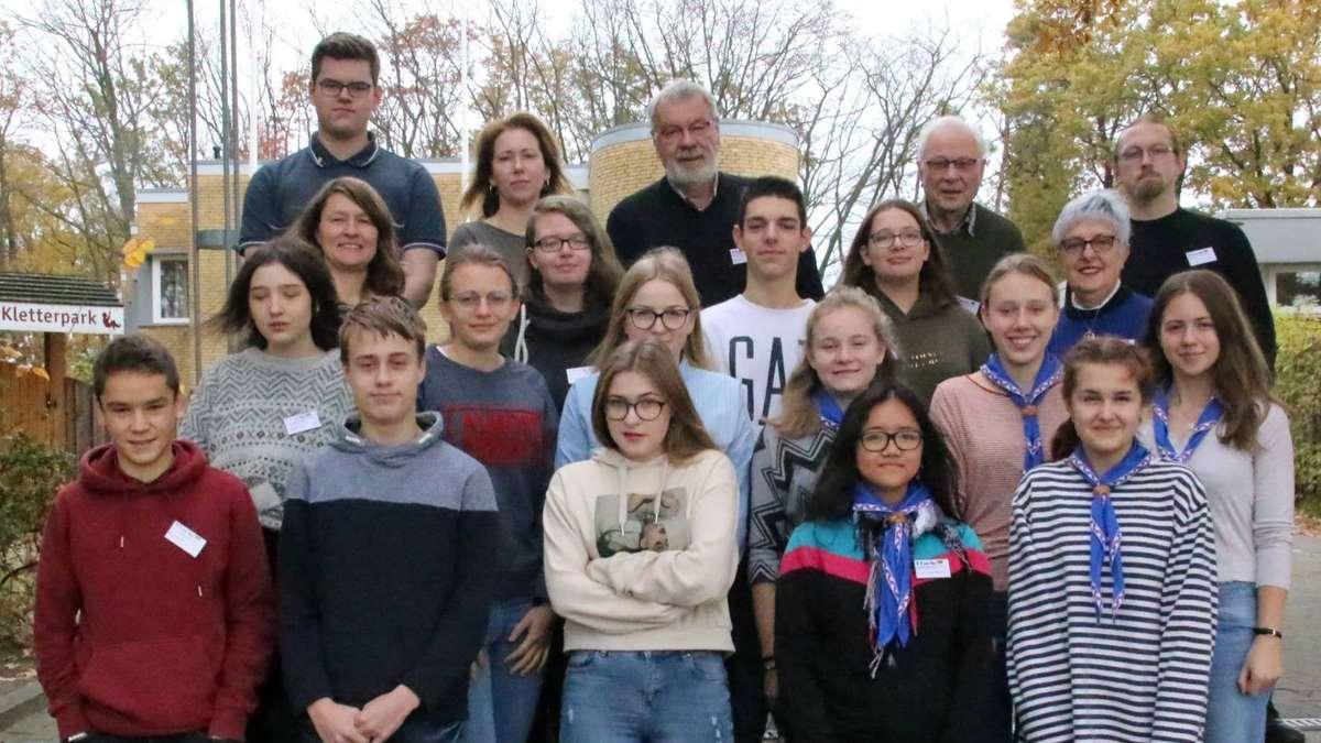 Verden: Jugendliche aus vier Nationen arbeiten gemeinsam Vergangenes auf | Verden - kreiszeitung.de