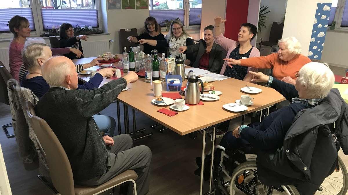 Vorlesetag führt in Sulingen Alt und Jung zusammen | Sulingen - kreiszeitung.de