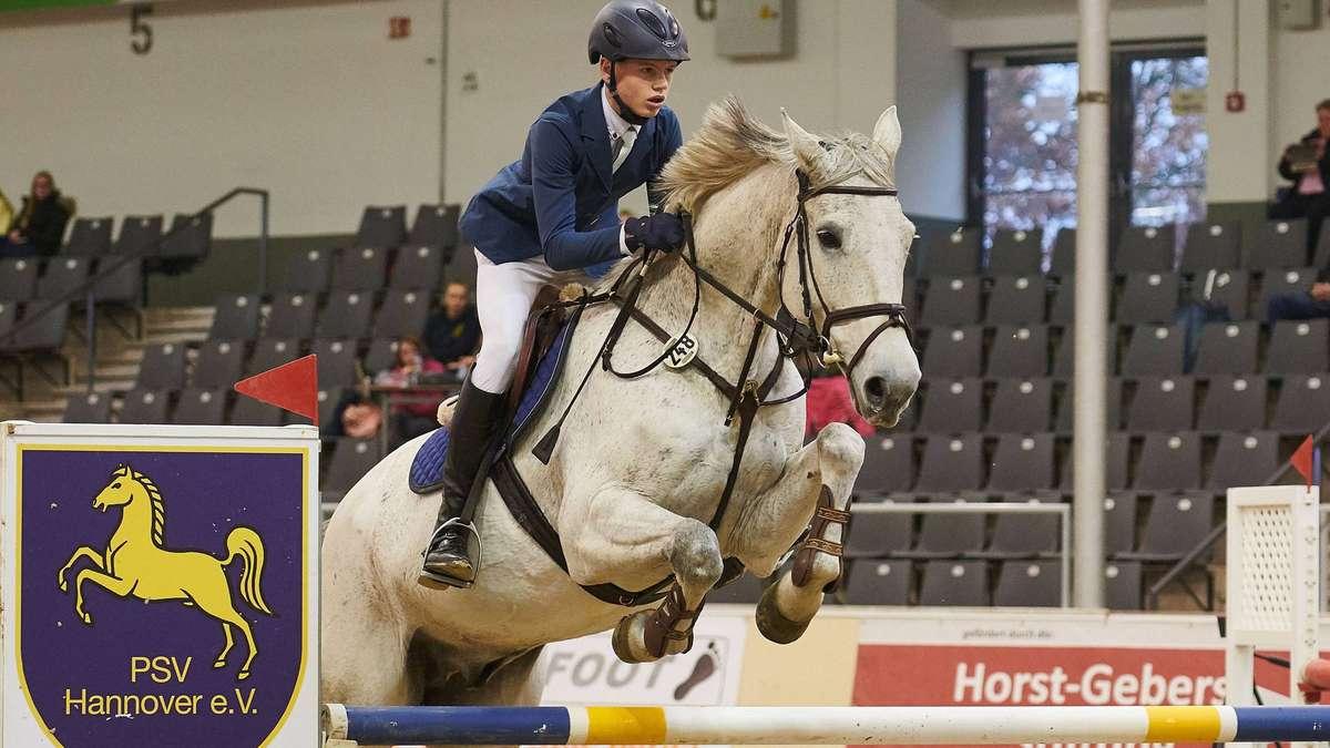 Maja Schnakenberg in Finalprüfung auf dem dritten Platz | Kreis Verden - kreiszeitung.de