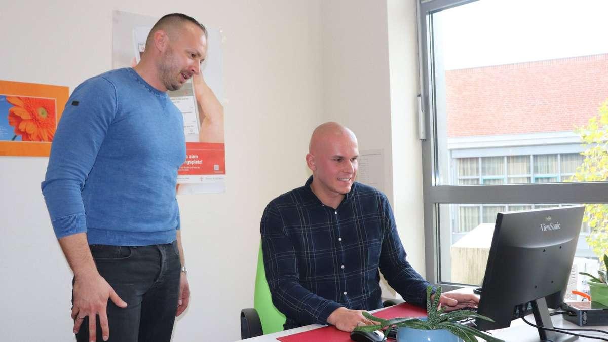 Im Fokus steht der zukünftige Job | Grafschaft Hoya - kreiszeitung.de