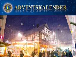 Adventskalender Lions-Club Lübbecke-Espelkamp