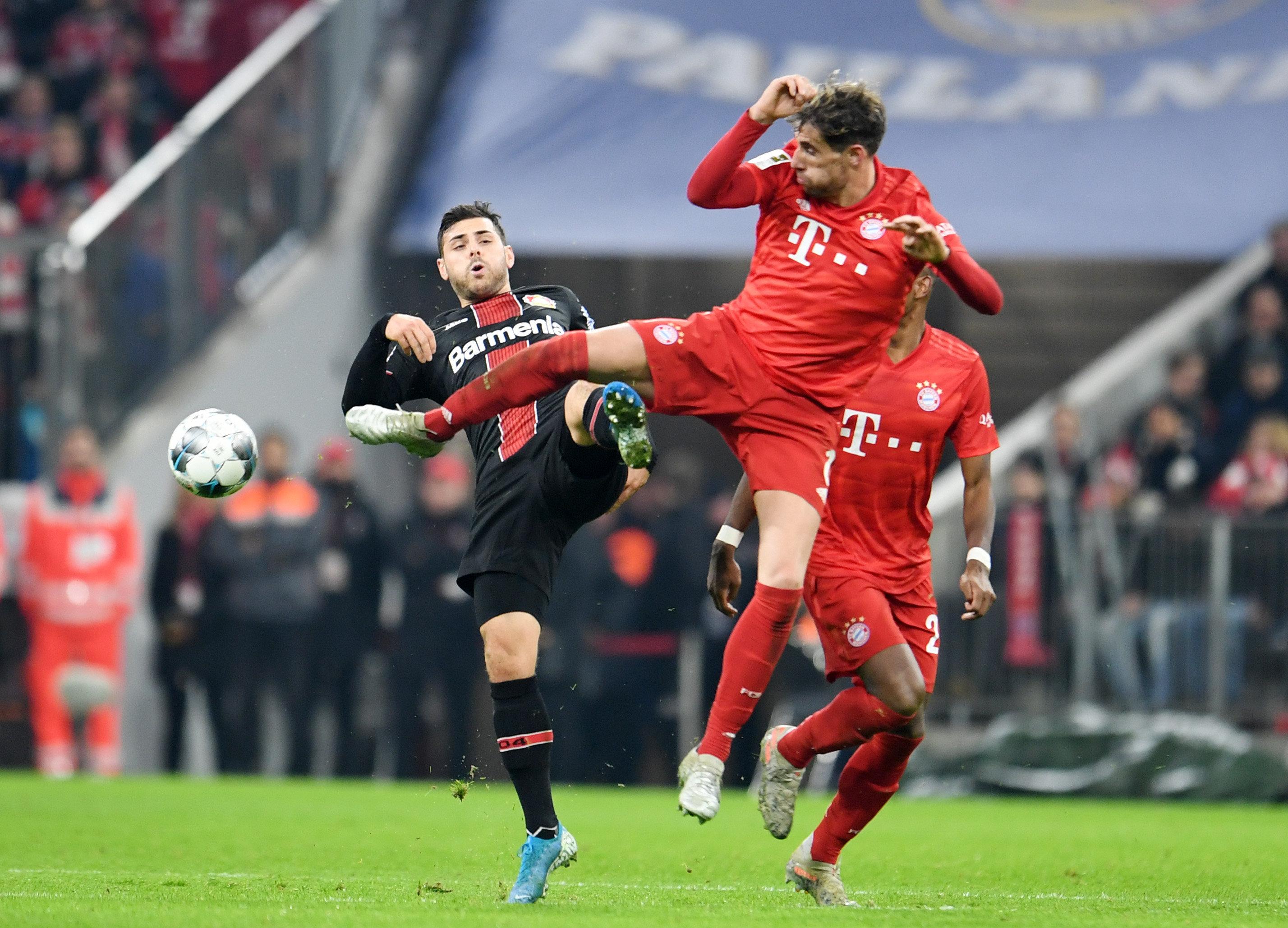 Chancen Drama In Der Allianz Arena Fc Bayern Kassiert Erste