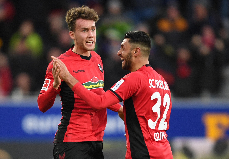 Luca Waldschmidt ist derzeit verletzt. Zuvor befand sich der 23-Jährige mit dem SC Freiburg in furioser Form.