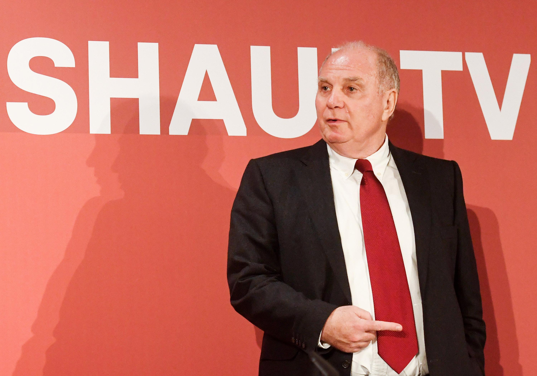 Wo ist der Ausgang? Uli Hoeneß hat ihn beim FC Bayern in diesem Herbst gefunden.