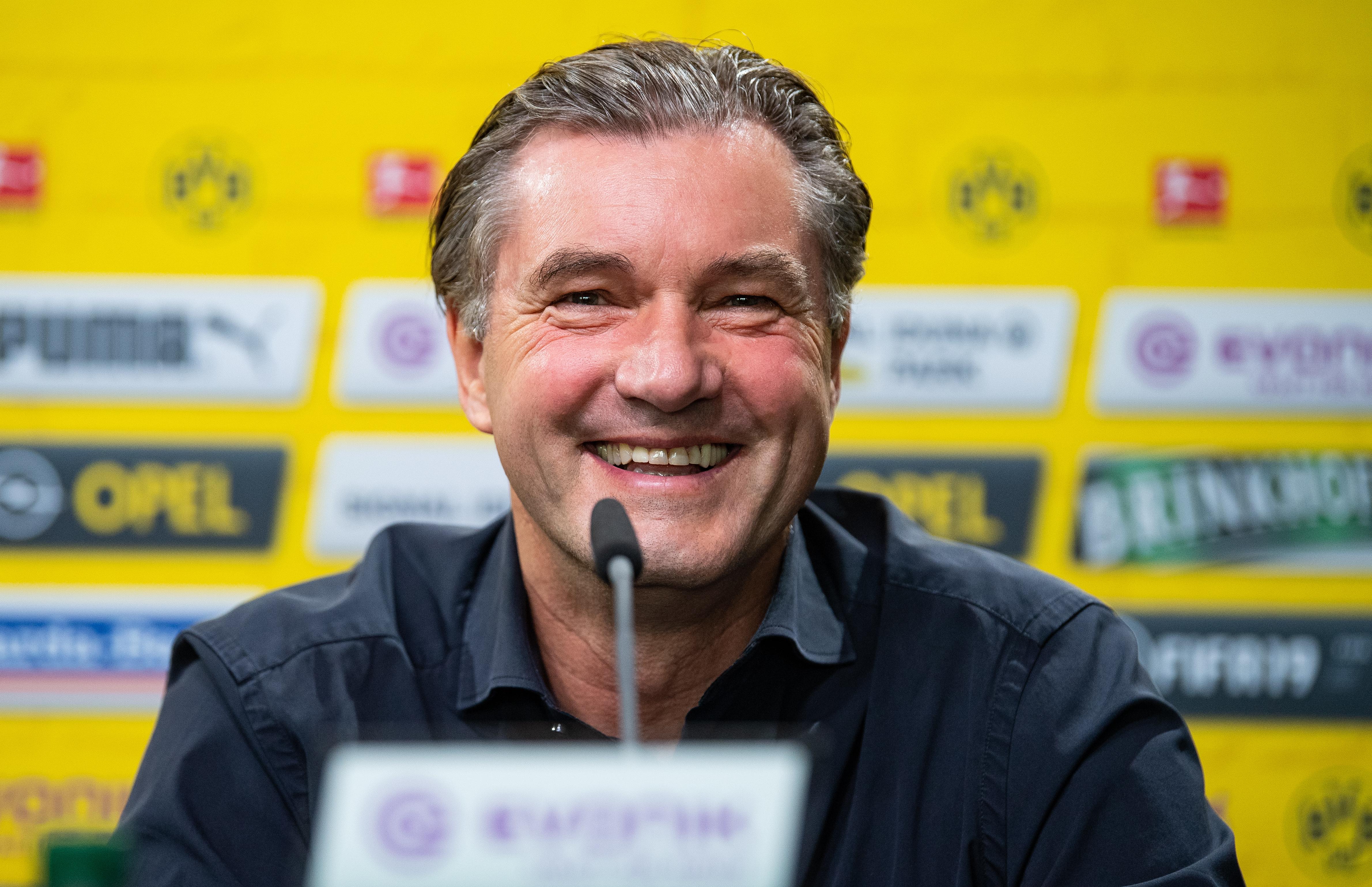 Präsentiert Michael Zorc bald den nächsten Top-Transfer beim BVB?
