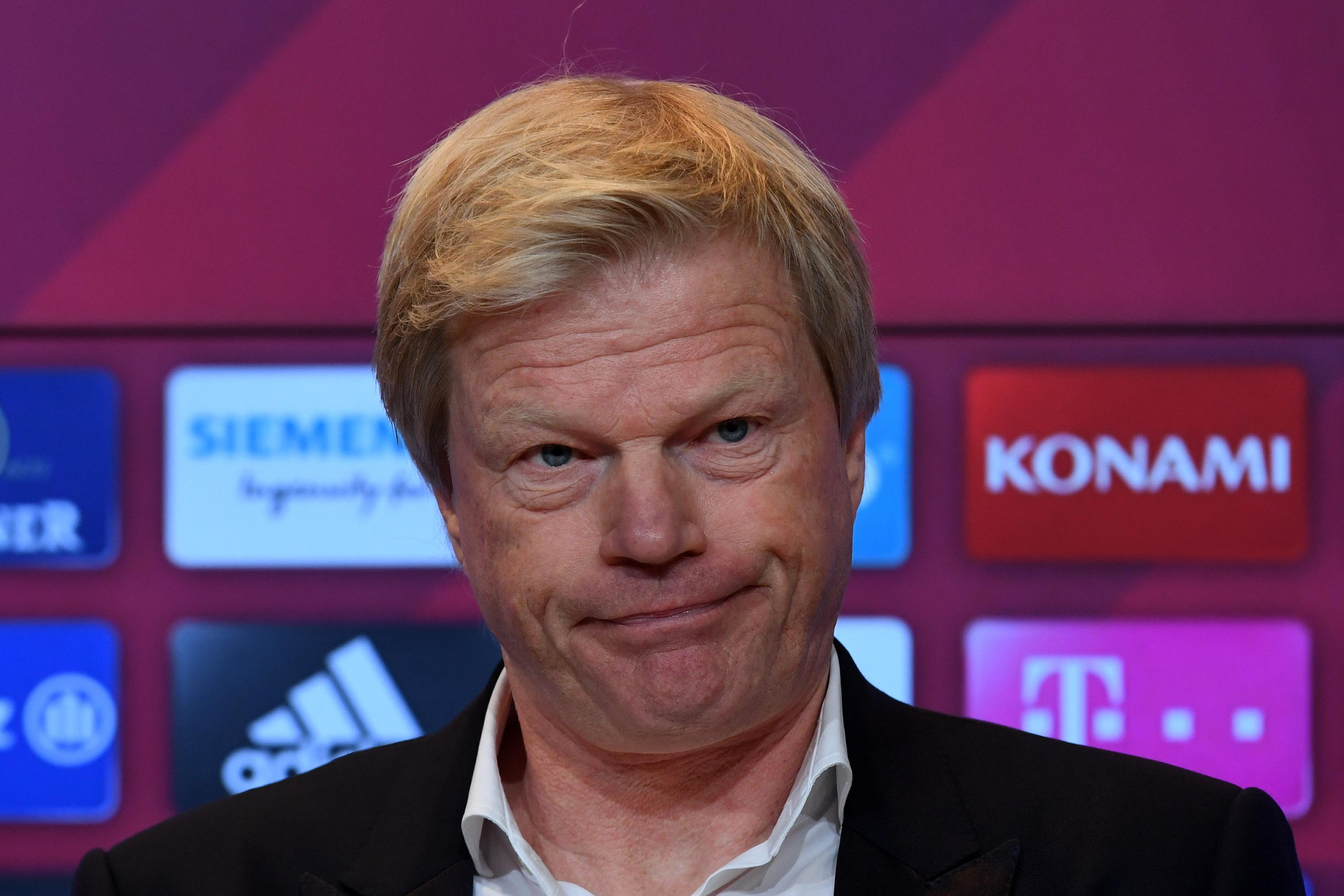 Neuer Vorstand des FC Bayern: Oliver Kahn.