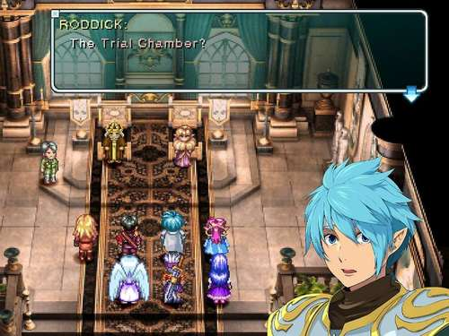 "In ""Star Ocean: First Departure R"" mysteriösen Fluch brechen"