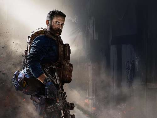 Call of Duty Modern Warfare mit Problemen beim Finishing Move