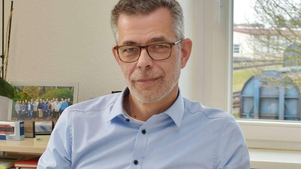 Holger Laurenz ist seit Anfang des Jahres der Nachfolger von Uwe Roggatz und leitet die Geschicke der VGH in Hoya. Foto: Horst Friedrichs