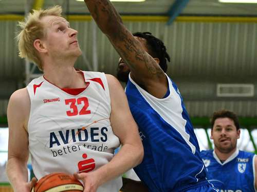 Malte Sievers (BG ´89 Hurricanes - Basketball)