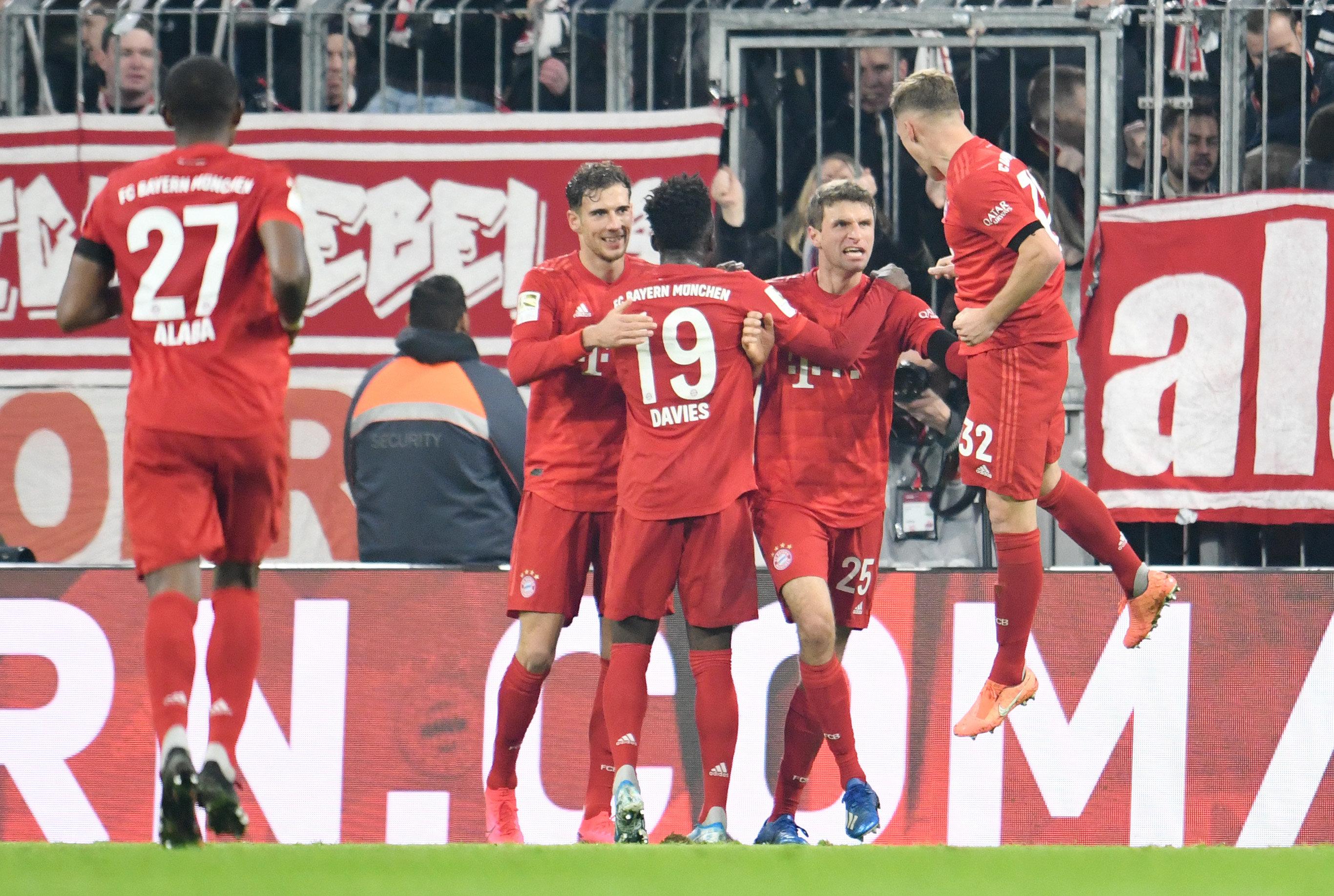 Stadionsprecher Bayern München