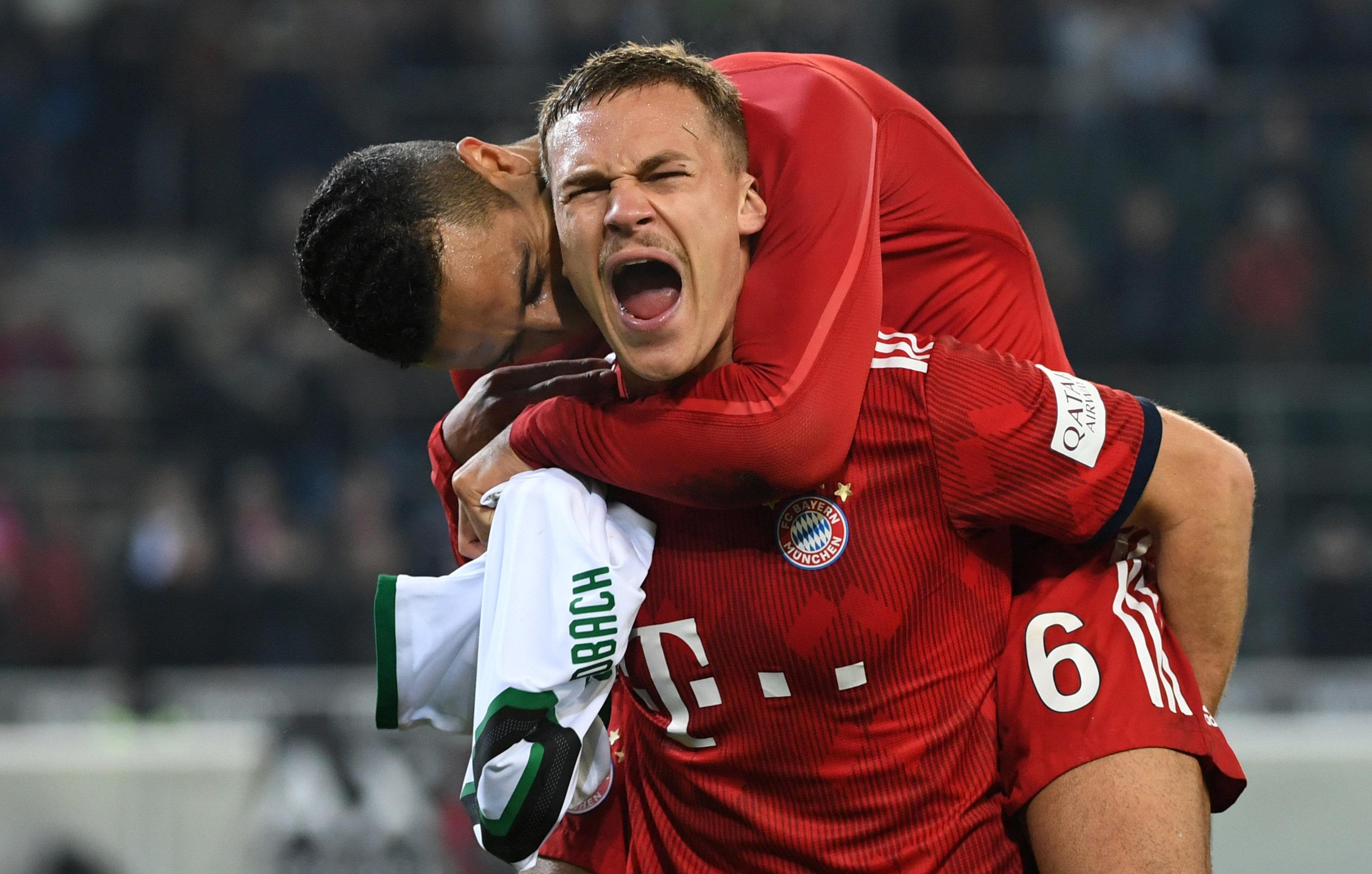 Joshua Kimmich schließt einen Abschied vom FC Bayern nicht aus.