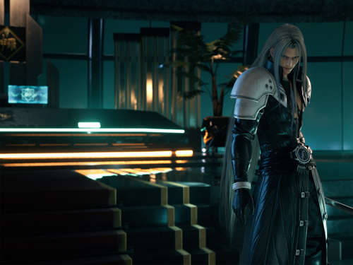 Final Fantasy 7 Remake: Trailer zeigt Protagonist Cloud in Frauenkleidern