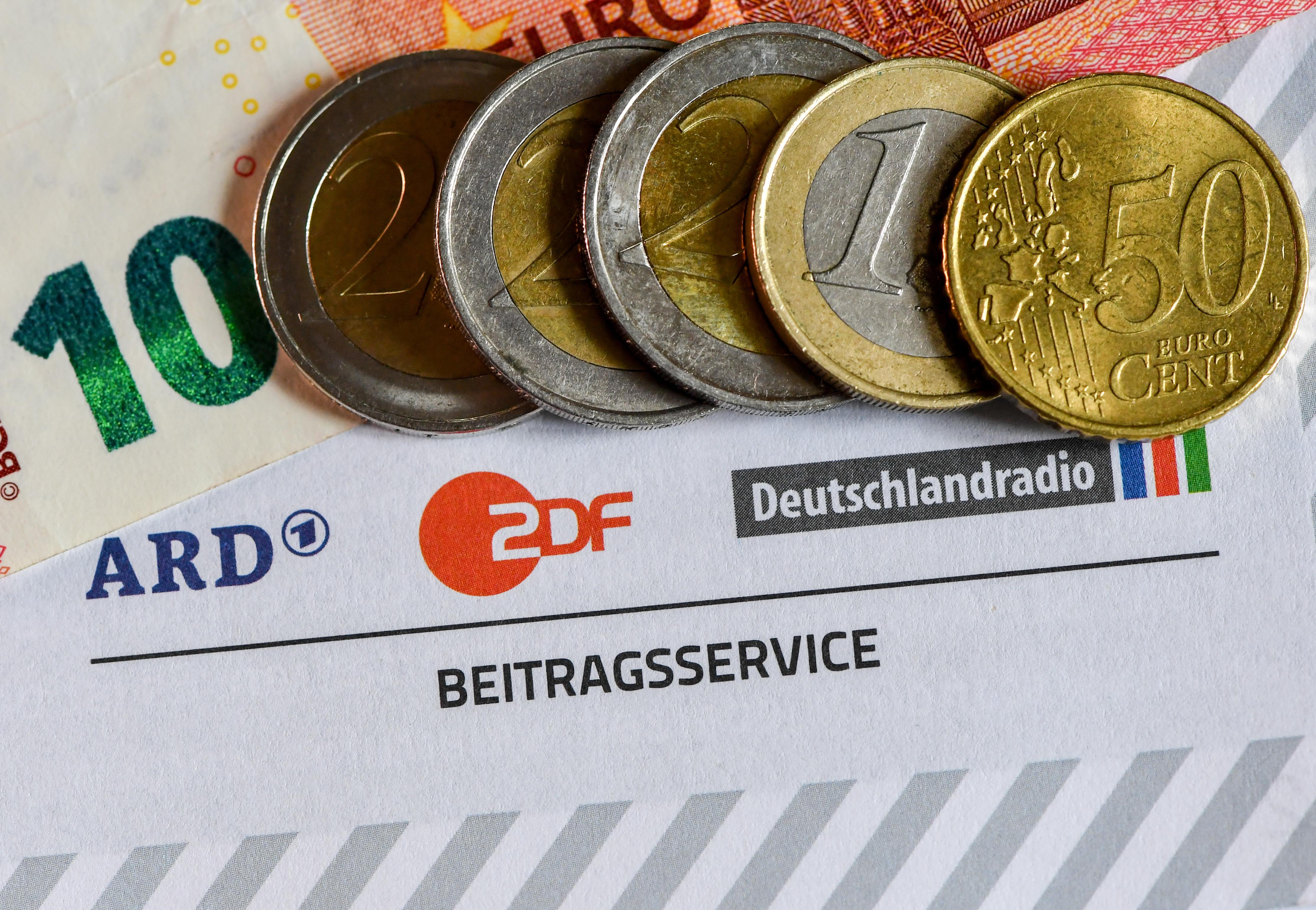 ARD und ZDF fehlt die Finanzierung