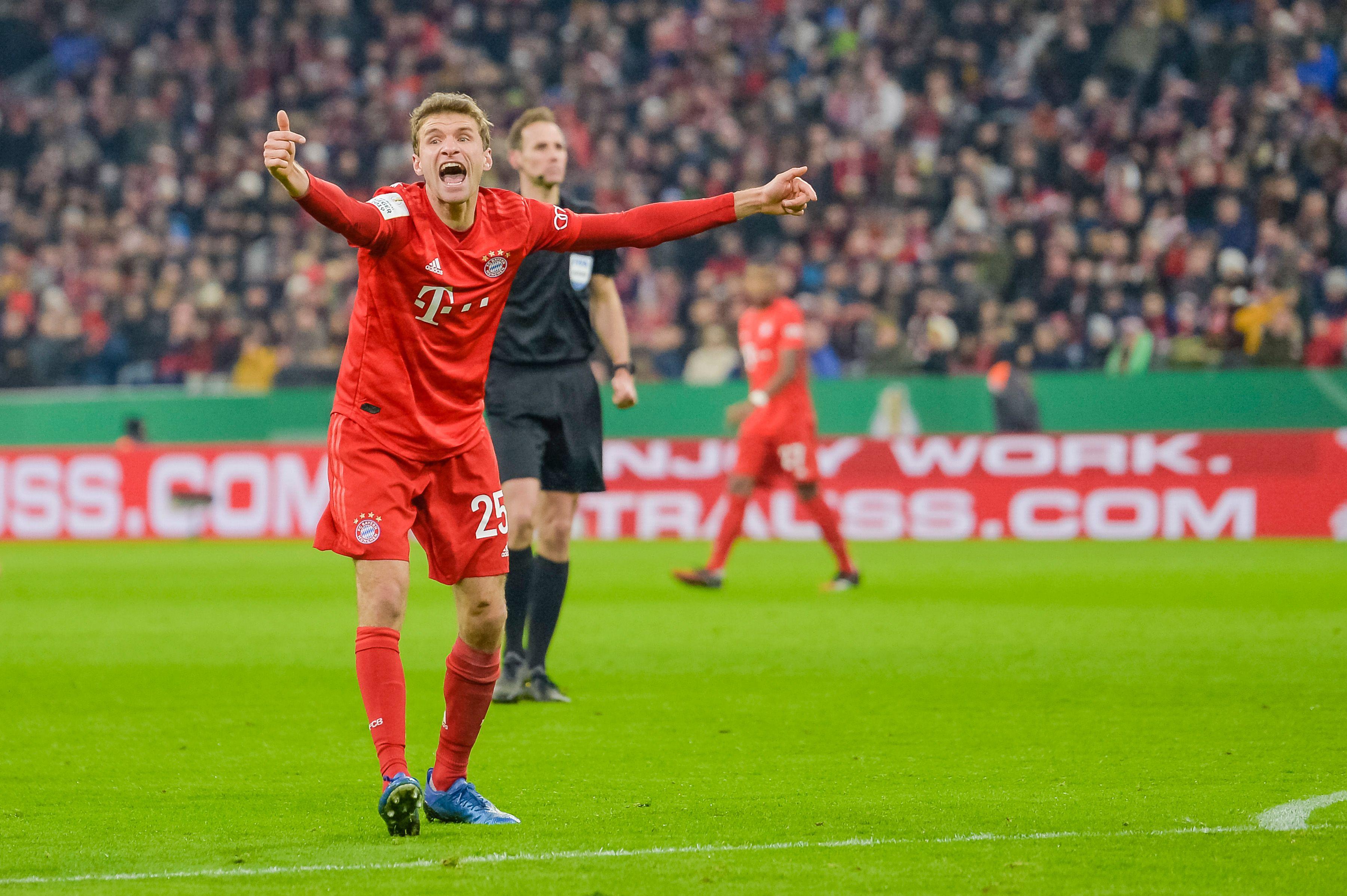 Weltmeister beim FC Bayern: Thomas Müller.