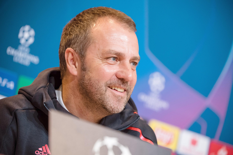 Trainer des FC Bayern München: Hansi Flick.