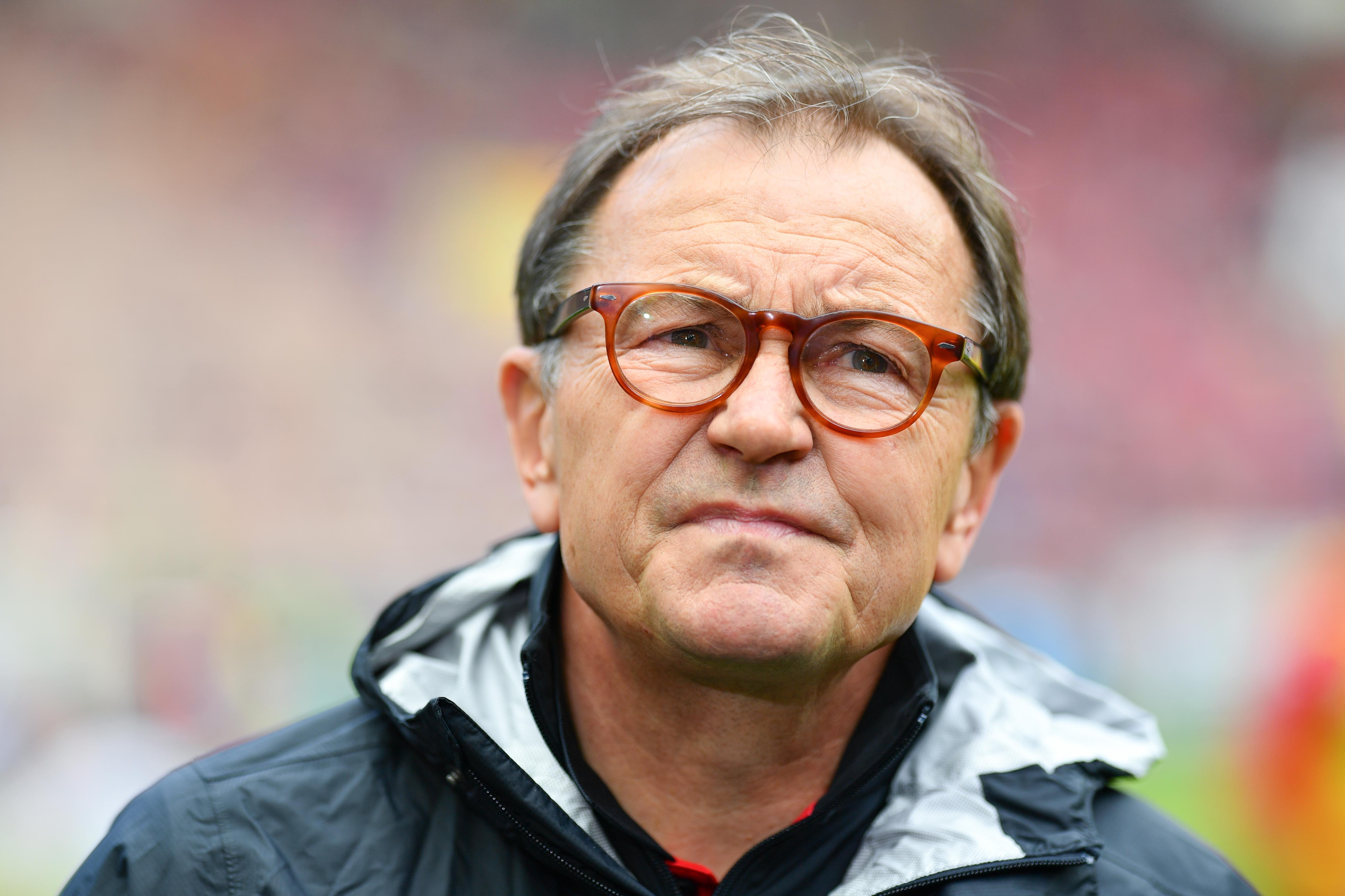Hält nicht viel von FCB-Fans: Ewald Lienen.
