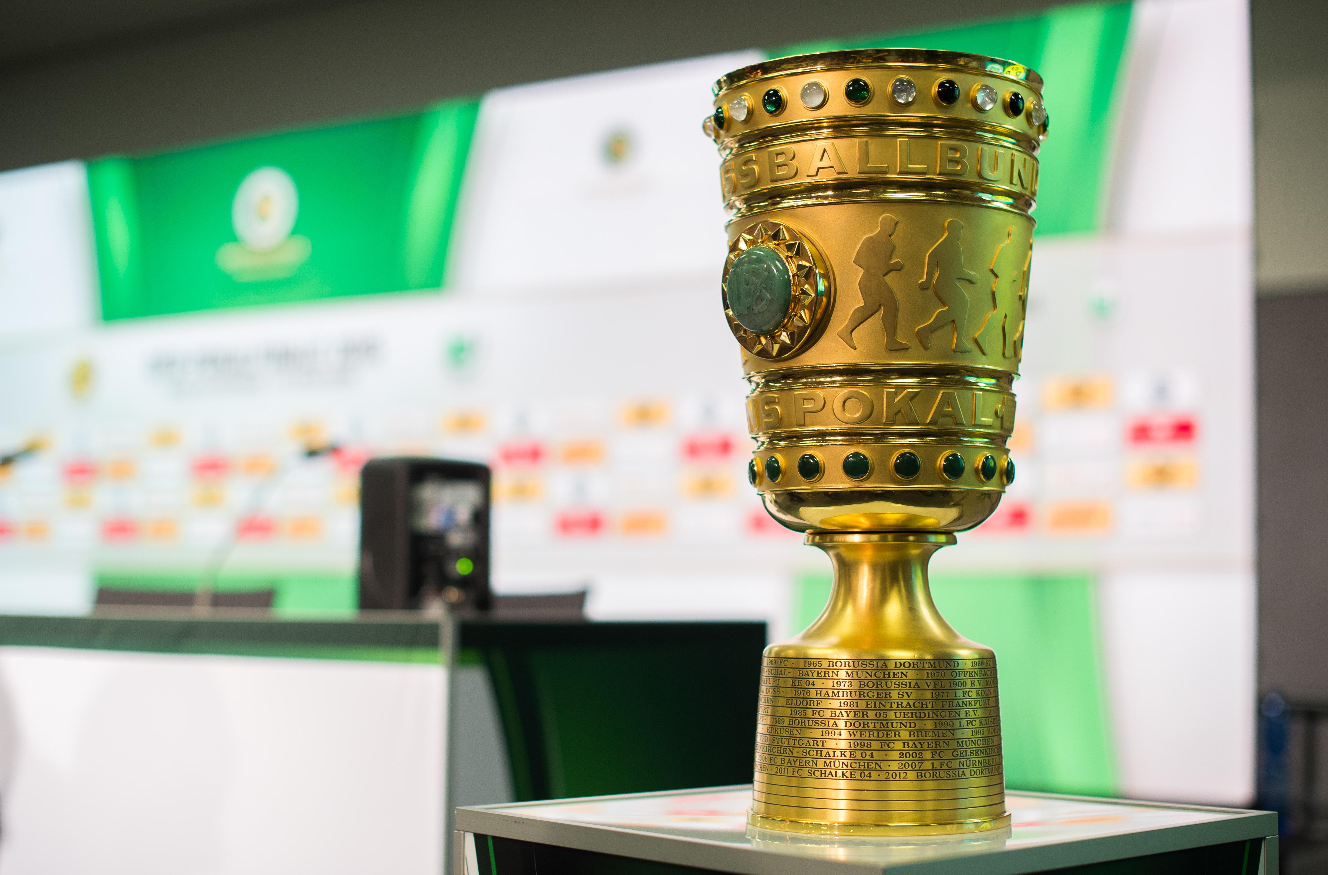 DFB-Pokal-Auslosung im Live-Ticker.