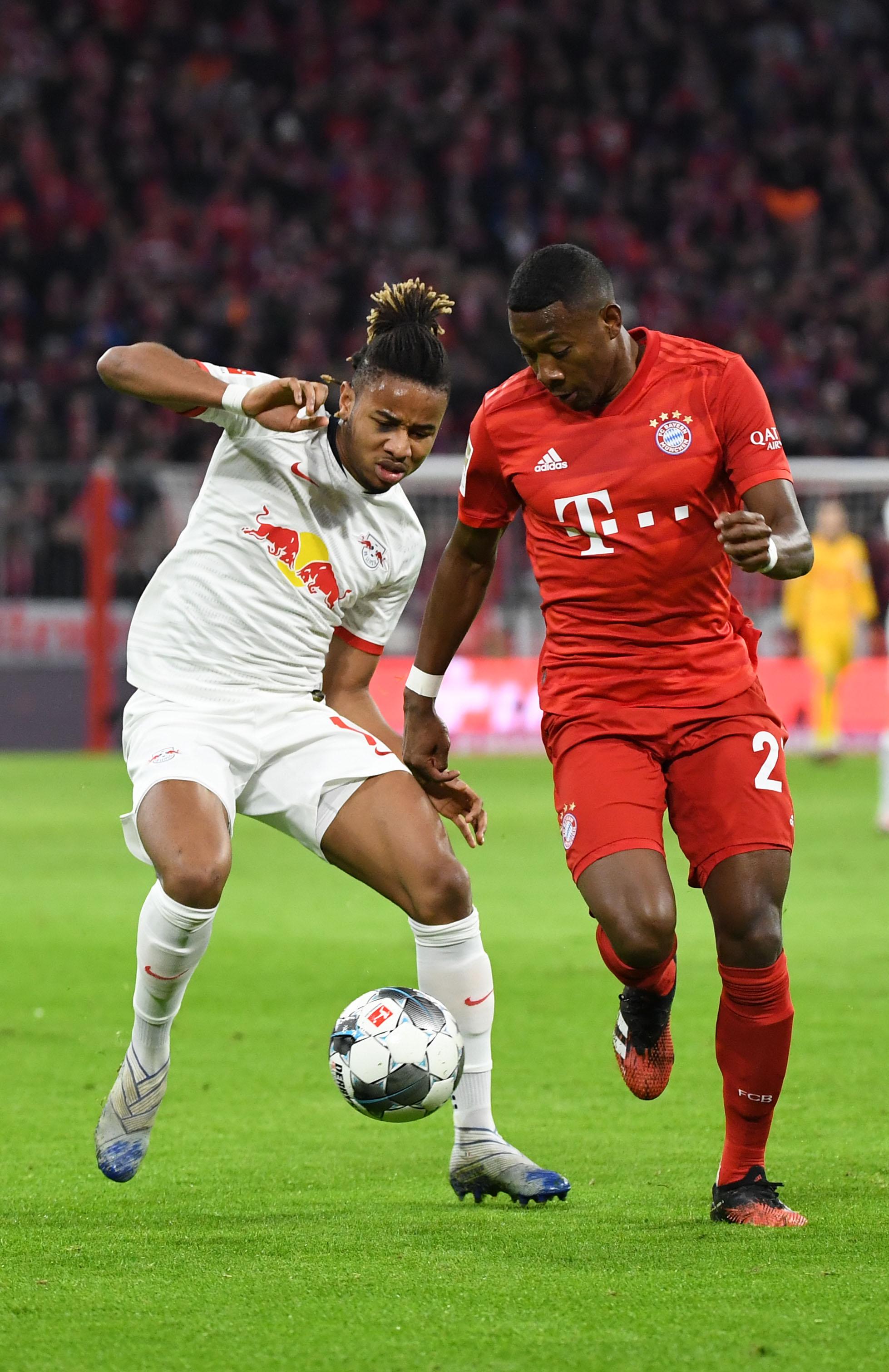FC Bayern München - RB Leipzig: Wer war der beste Spieler des FCB?
