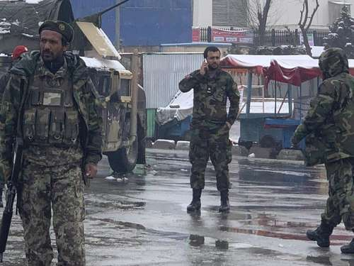 Mindestens sechs Tote nach Explosion in Kabul