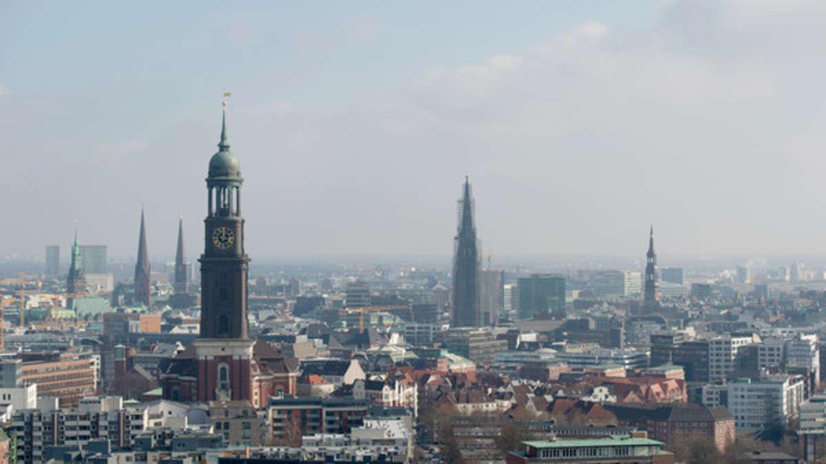 Prognose Bürgerschaftswahl Hamburg 2021