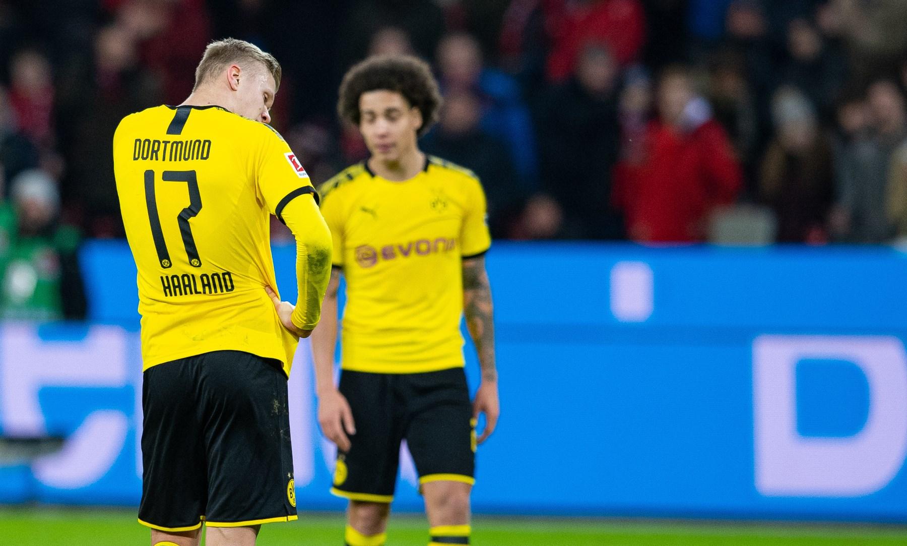 Der BVB um Erling Haaland (links) ist gegen Eintracht Frankfurt in der Bringschuld.