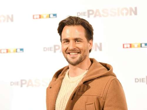 "Alexander Klaws als Jesus in der RTL-""Passion"""