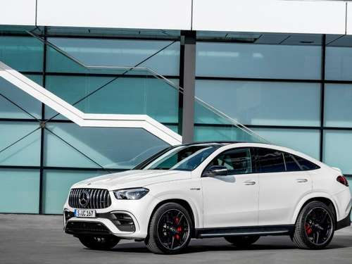 Mercedes GLE Coupé kommt auch als AMG-Modell
