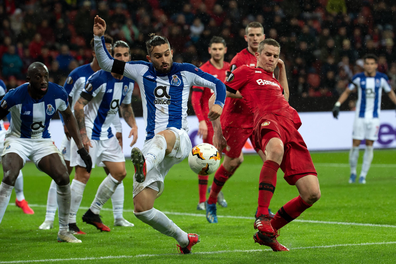 Live-Ticker: Bayer Leverkusen kann sich gegen den FC Porto durchsetzen.