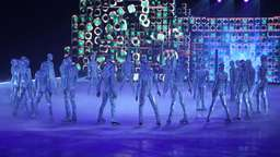 """Holiday on Ice"": Premiere in der Stadthalle Bremen"