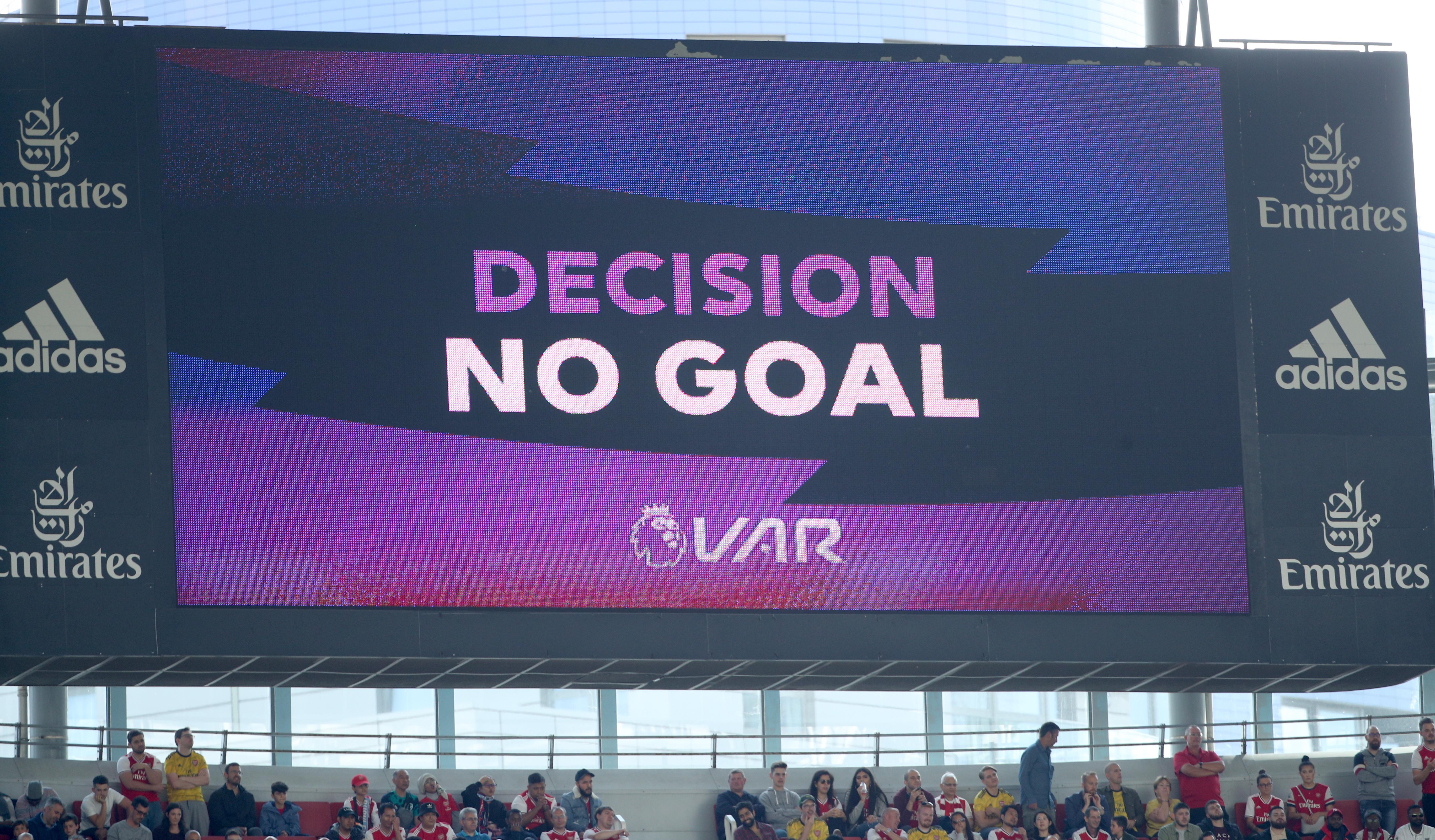 Videobeweis in der Premier League