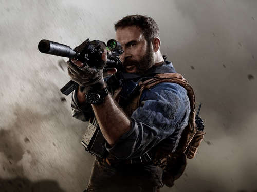 Call of Duty Modern Warfare: So wird man zum Profi im Reinforce-Modus