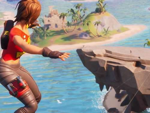Fortnite: Streamer findet geheime Truhe in Season 2